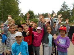 """В """"Звездочке"""" дети отдыхом довольны. 2016 год. Фото из архива редакцииЛето придет,  в лагерь позовет  путевки в детские лагеря путевки"""