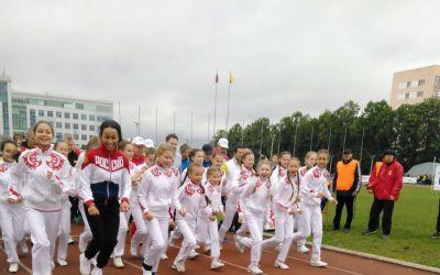 79-я легкоатлетическая эстафета газеты «Советская Чувашия»