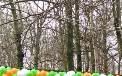 Новочебоксарск 57-ой раз отмечает свой официальный день рождения
