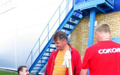 «Все на генуборку страны!»: Минспорт Чувашии и СШОР №4 присоединились к экологическому субботнику «Зелёная Россия»