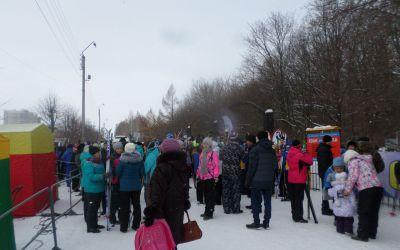 """Праздник здоровья и спорта """"Лыжня России - 2017"""" в Новочебоксарске состоялся здоровый образ жизни.спорт.лыжи.\\\\\\\\\\\\\\\\"""