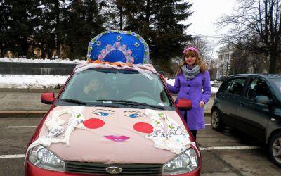 """Самый женский, самый яркий, самый весенний автопробег\""""Красотка за рулём!\"""" Чебоксары.Весна.Женский праздник.автоледи.автопробег."""