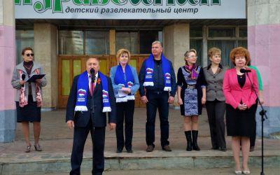 Поющий Новочебоксарск Май.праздник труда и песни.поющий Новочебоксарск.скворцы прилетели