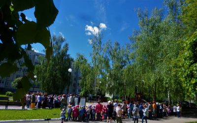 22 июня - День памяти и скорби ВОВ.героизм советских солдат.память.победа.день памяти и скорби.аллея Славы.возложение цветов.