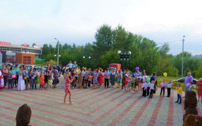 Новочебоксарск - город, возведенный дружбой... август.день рождения города.выставки.концерты.город будущего.город и мы.