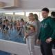 Гимнасты Дарья Спиридонова и Никита Нагорный встретились с фанатами в Новочебоксарске