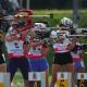 Биатлонистка из Чувашии Татьяна Акимова провела первую гонку за два года Биатлонистка Татьяна Акимова
