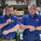 Космонавты Роскосмоса с орбиты поздравили жителей Чувашии с 90-летием со дня рождения Андрияна Николаева