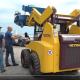 Чебоксарский тракторный завод отправил два мини-погрузчика в Сухум