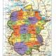В ЕГРН внесены сведения о 1713 населенных пунктах Чувашии Росреестр
