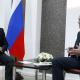 Д.Медведев провёл рабочую встречу с Главой Чувашии М.Игнатьевым Дмитрий Медведев