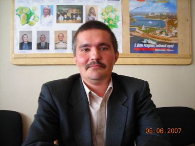 Изображение пользователя Алексей Валерьевич Макаревский.