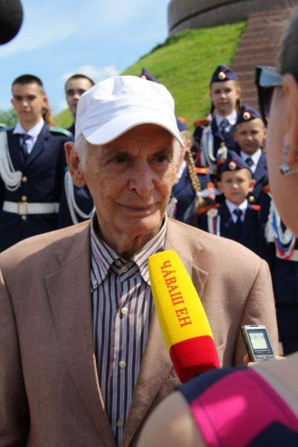 14 Vasilii Lanovoi