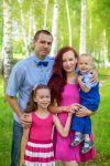 Семья Беззубовых
