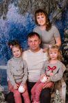 Елькина Наталья с дочерьми Евой и Аллой