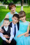 Петровы (семье 10 лет)