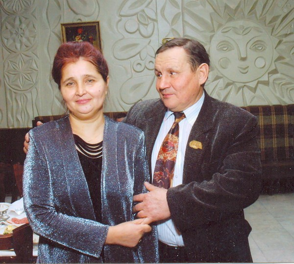 Домашний архив с женой